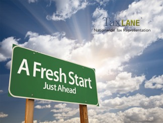 Tax Lane Fresh Start